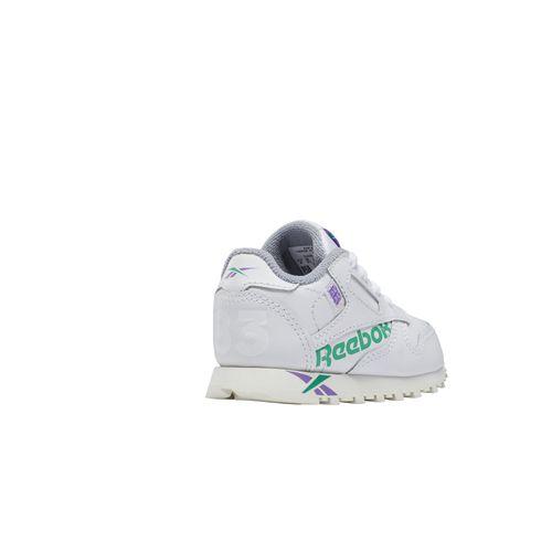 Tenis Reebok Classic Leather Dv9607 Baby