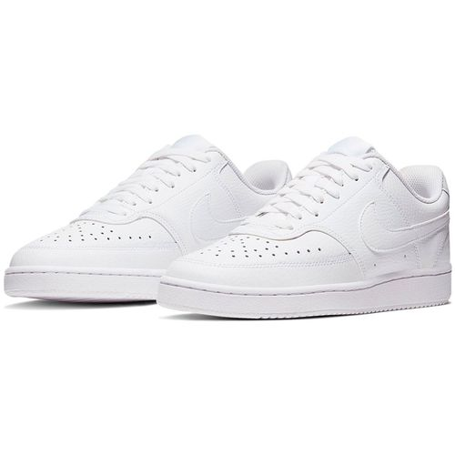 Tenis Nike Court Vision Lo Cd5463 100 Hombre