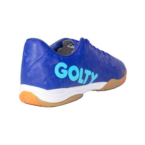 Tennis Golty Z Lisa Pro Crack Azul Hombre