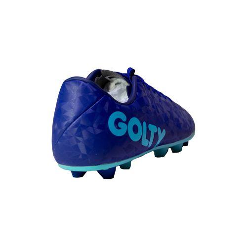 Guayo Golty G Caucho Pro Crack Azul Hombre